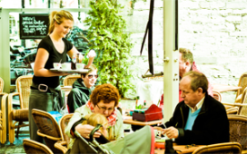 Koffie Top 100 nr. 45: De Sjees, Delft