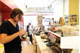 Koffie Top 100 nr. 48: Brandmeester's, Amsterdam