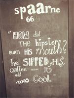 Koffie Top 100 nr. 58: Spaarne 66, Haarlem