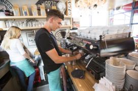 Vienna Konditorei verovert tweede plek in Koffie Top 100