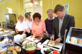 Albron en Wedeo lanceren broodjesservice