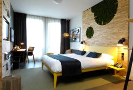 Hotelnacht in meer steden