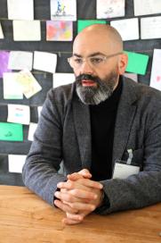 Ibrahim Ibrahim: gedreven strateeg en conceptbedenker