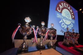 Genomineerden SVO Award Cafetaria Top 100