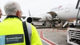 Cateringmedewerker verongelukt op luchthaven