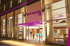 Amsterdamse Houthavens krijgen Moxy Hotel en Residence Inn