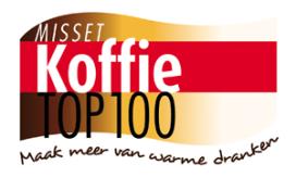 Strijd om publieksprijs Koffie Top 100 barst los