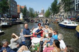 La Luz organiseert cruise in Amsterdam