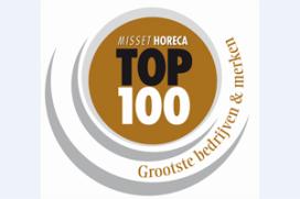 Horeca Top 100 2014 nr. 91 t/m 100