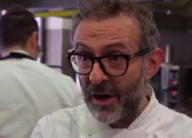 Massimo Bottura en Nick Bril van The Jane naar vakbeurs Gastronomie