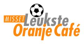 Leukste Oranje Café: de provinciewinnaars