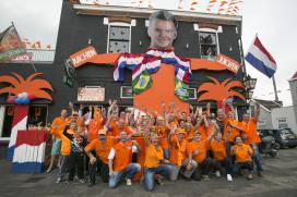 Sebes in Dordrecht Leukste Oranje Café