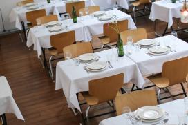 Permanent restaurant voor 'voedselredders' van Instock