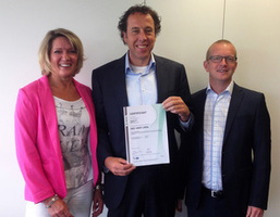 Cateraars behalen certificaten