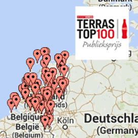 Compleet overzicht van de Terras Top 100!