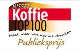 Publieksprijs Koffie Top 100: Doppio Amsterdam VU aan kop
