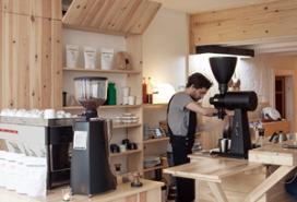 Amsterdam wordt hot als koffiestad
