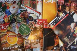 Café Top 100 in Concertgebouw Amsterdam