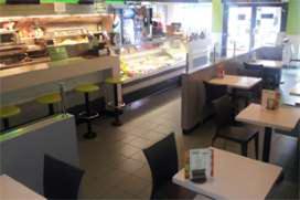 Top 100-cafetaria van Snackpoint naar Plaza