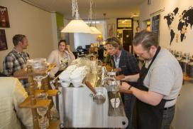 Black & Bloom pakt tweede positie Koffie Top 100 2014