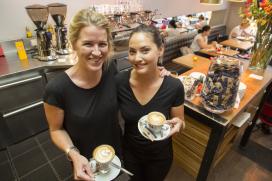 Palladium op plek 3 in Koffie Top 100 2014