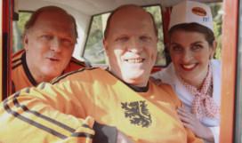 Willy en René testen WK-ballen van Mora (+filmpje)