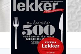Ranglijst Lekker 2015