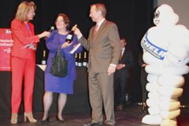Michelin 2015: vierde ster voor Okura Amsterdam