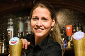 Nikki Groenheide is Parel van het Jaar in Café Top 100 2015