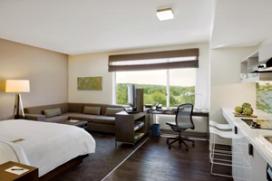 Starwood start verbouw Element hotel