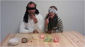 Eurest verzorgt Blind Eet Diner voor studenten