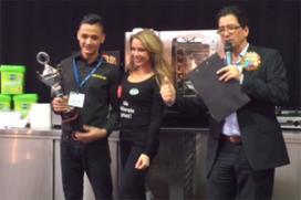 Lekkerste Hamburger Finest: sponsorprijs voor Top 100-cafetaria