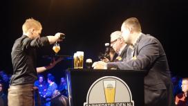 Rick Moenen wint NK Biertappen