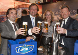 Bavaria bierleverancier alle Fletcher Hotels