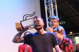 Lex Wenneker van HeadFirst wint NK Barista