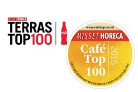 Inschrijving voor Terras Top 100 en Café Top 100 open