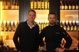 Chef-kok Straub draagt opvolger Berger aan bij Nobel