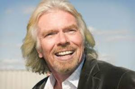 Richard Branson gaat in cruises