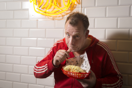 Ron Blaauw: wedstrijd om beste hotdog van Nederland