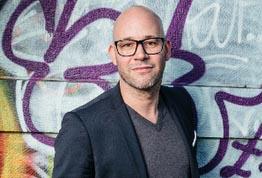 Igor Buercher Algemeen Directeur van W Amsterdam Hotel