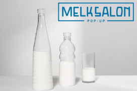 Amsterdam krijgt MelkSalon met melkbar