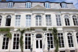 Het eerste vijfsterren boetiekhotel benoorden Parijs
