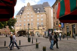 NH Hotel Group breidt uit in Brussel