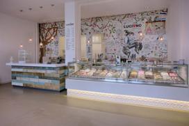 Franchisevestiging IJssalon Luciano's opent in Den Haag