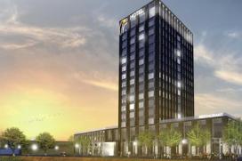Van der Valk start met bouw hotel Nijmegen-Lent