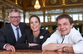 Kurhaus opent restaurant Waves
