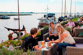 Terras Top 100 2014 nr. 6: Jachthavens Galamadammen, Koudum