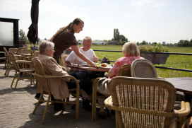 Terras Top 100 2014 nr. 7: 't Wapen van Kennemerland, Haarlem