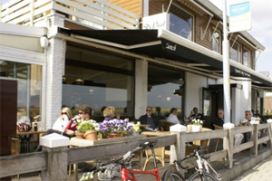 Terras Top 100 2014 nr. 76: De Parel, Leimuiderbrug