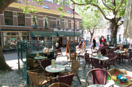 Terras Top 100 2014 nr. 10: Kobus Kuch, Delft